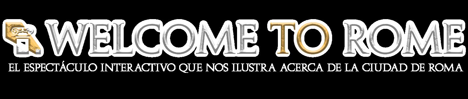 Welcome-To-Rome-el-Espectáculo-Logo-Mobile