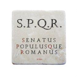 S.P.Q.R.