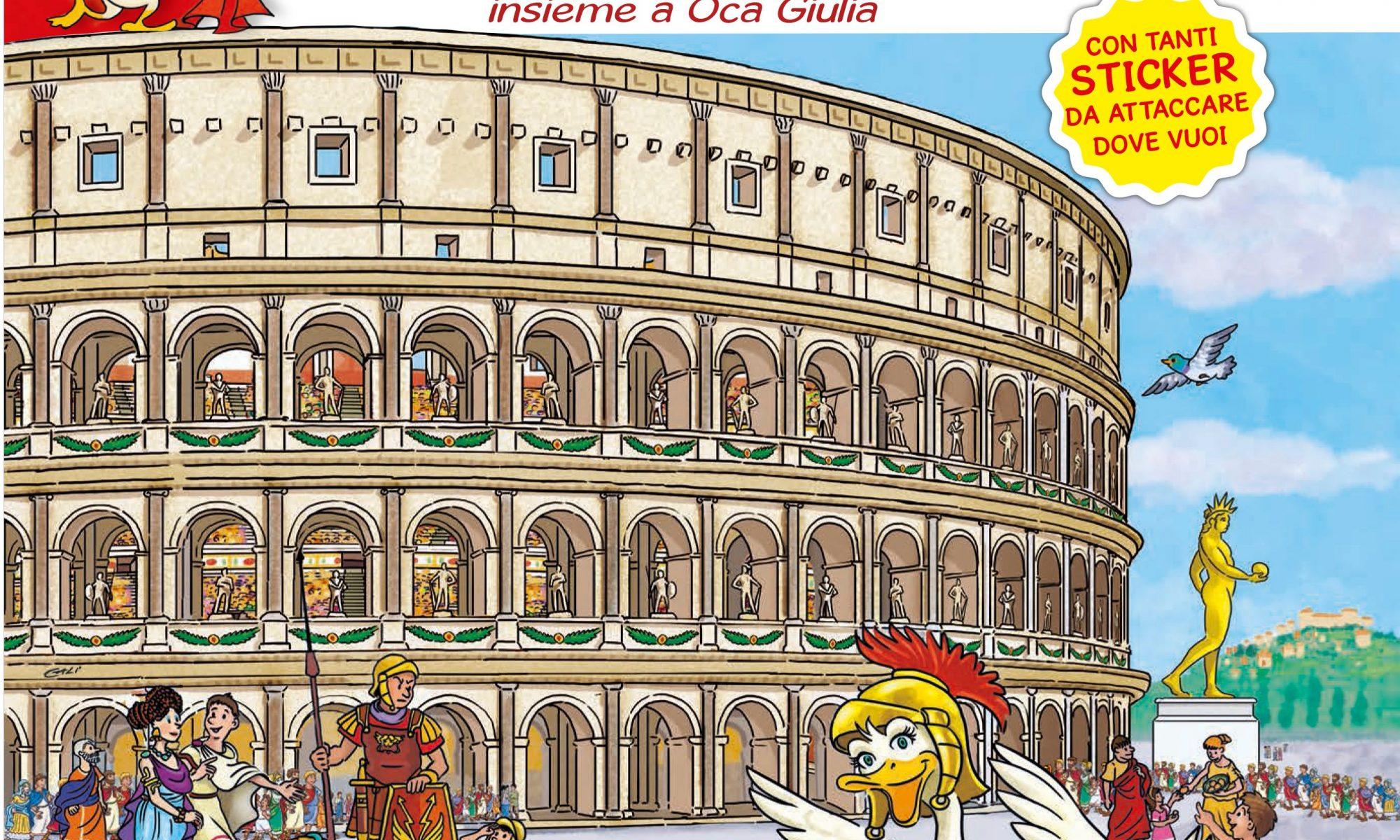 Scopriamo Roma Antica insieme a Oca Giulia